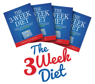 3 Week Diet Weight Loss Strategy